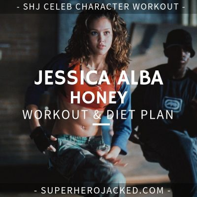 Jessica Alba Honey Workout and Diet