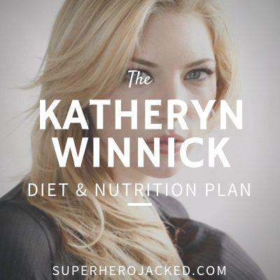 Katheryn Winnick Diet and Nutrition