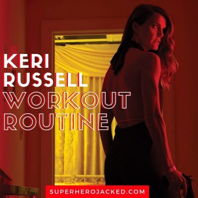 Keri Russell Workout