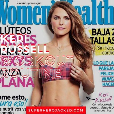 Keri Russell Workout and Diet