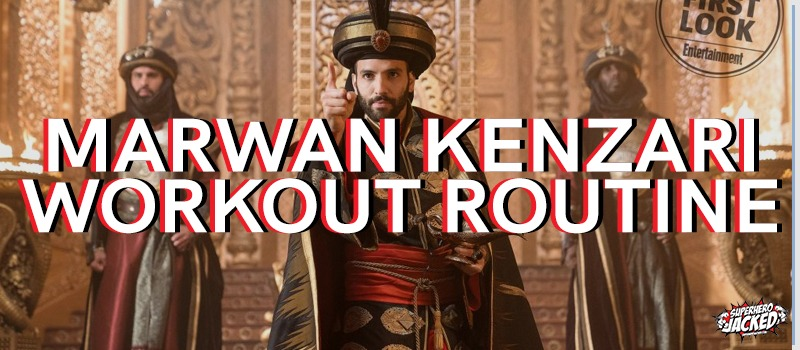 Marwan Kenzari Workout Routine