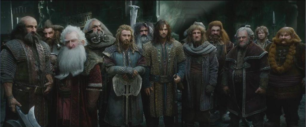 The Hobbit Workout 2