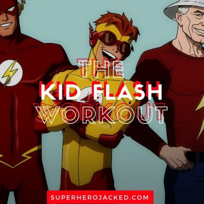 The Kid Flash Workout