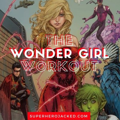 The Wonder Girl Workout