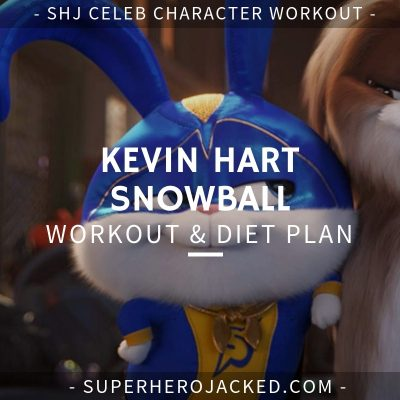 Kevin Hart Snowball Workout and Diet