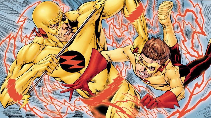 Kid Flash Workout 1