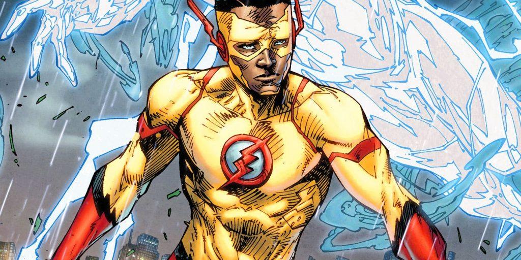 Kid Flash Workout 3