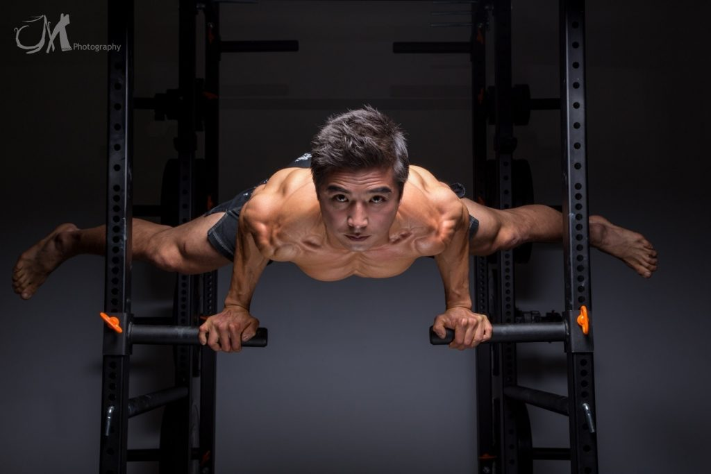Ludi Lin Workout Routine and Diet Plan: Power Rangers, Marco