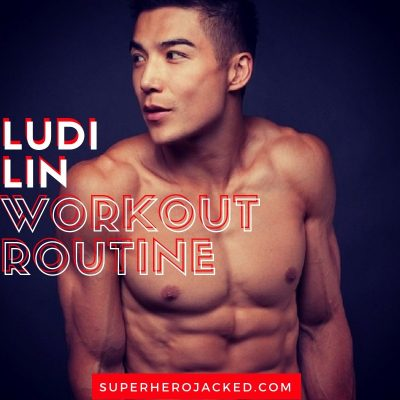 Ludi Lin Workout and Diet
