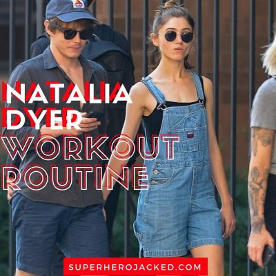 Natalia Dyer Workout and Diet