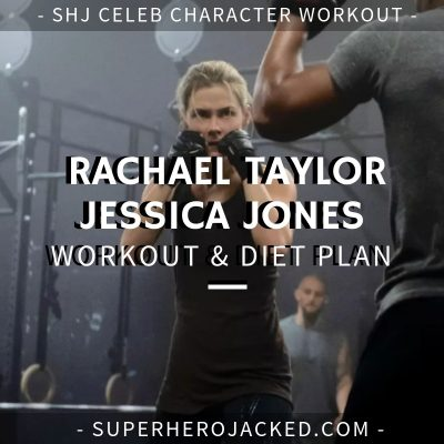 Rachael Taylor Jessica Jones Workout and Diet