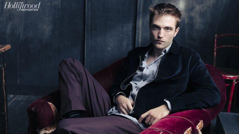 Robert Pattinson Workout 1