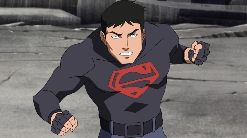 Superboy Workout 4