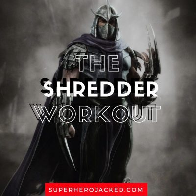 The Shredder Workout