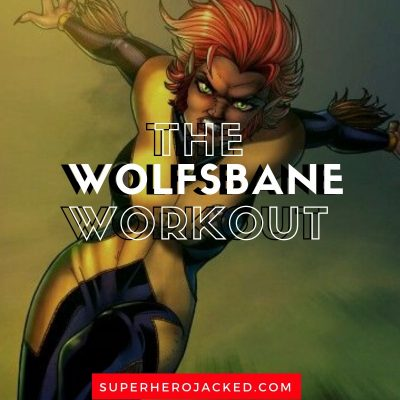 Wolfsbane Workout and Diet