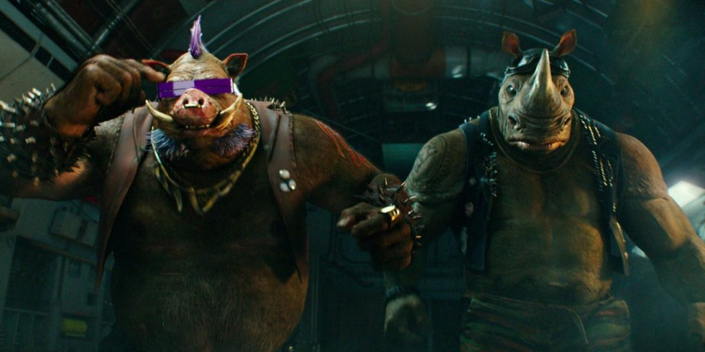 Bebop and Rocksteady Workout 1