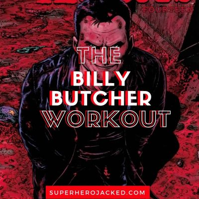Billy Butcher Workout