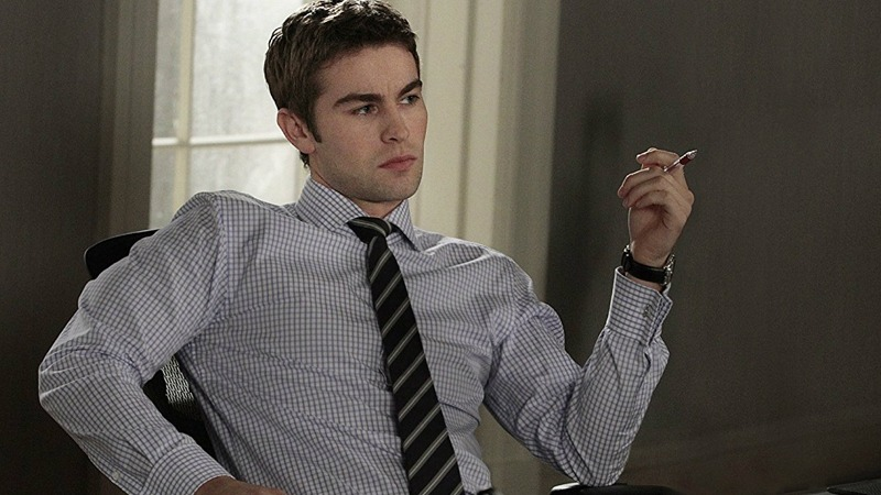 Chace Crawford Workout Routine 1