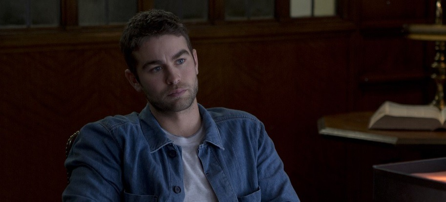 Chace Crawford Workout Routine 2