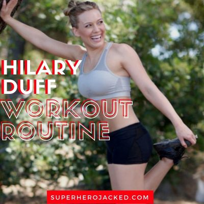 Hilary Duff Workout and Diet