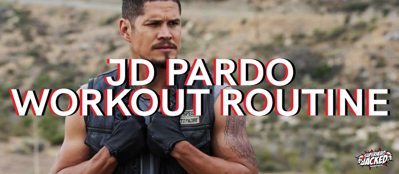 JD Pardo Workout Routine