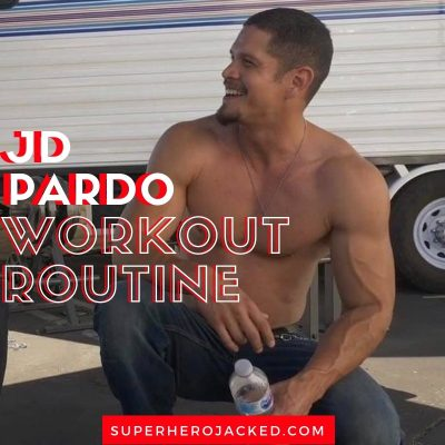 JD Pardo Workout