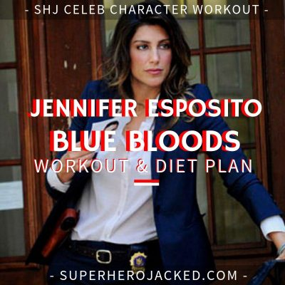 Jennifer Esposito Blue Bloods Workout and Diet