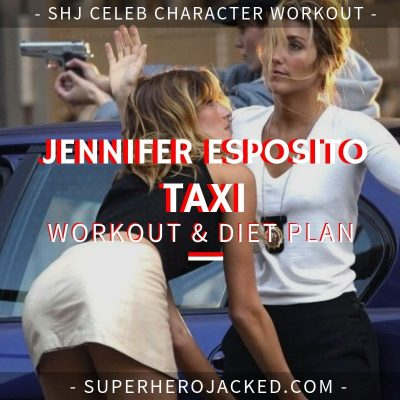Jennifer Esposito Taxi Workout and Diet