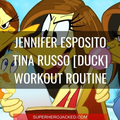 Jennifer Esposito Tina Russo Workout