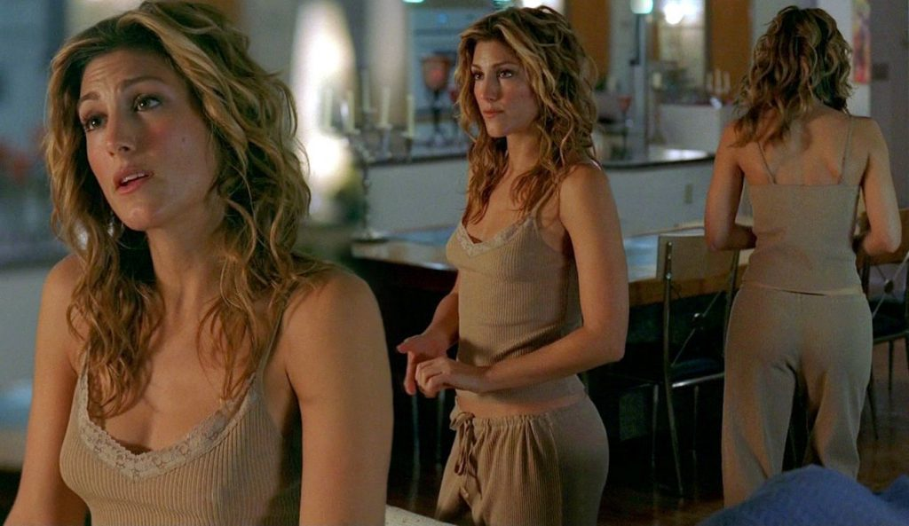 Jennifer Esposito Workout 3