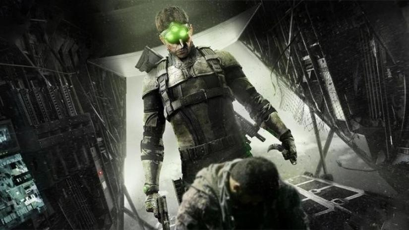 Sam Fisher Workout 1