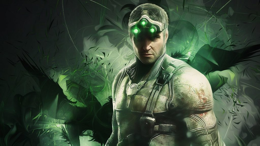 Sam Fisher Workout 2