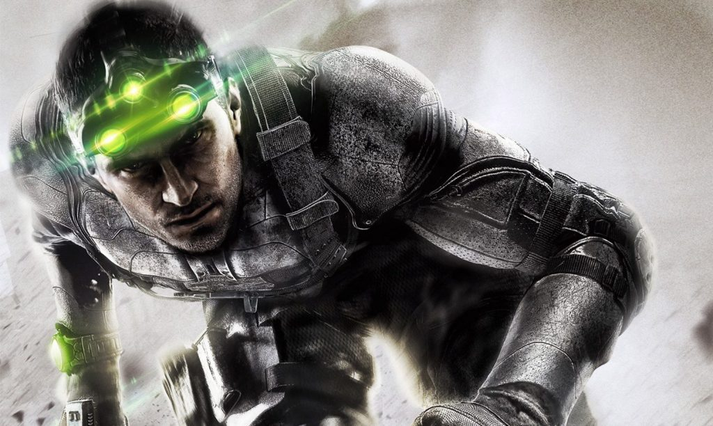 Sam Fisher Workout 3