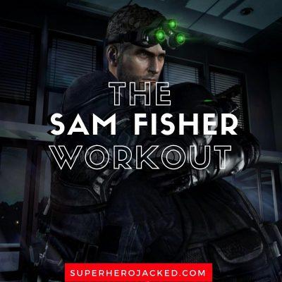 Sam Fisher Workout Routine