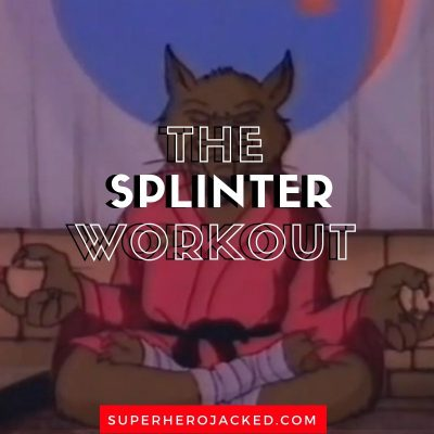 Splinter Workout