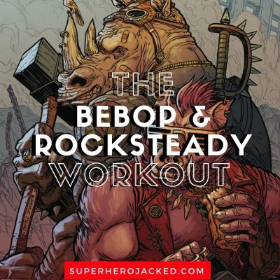 The Bebop & Rocksteady Workout