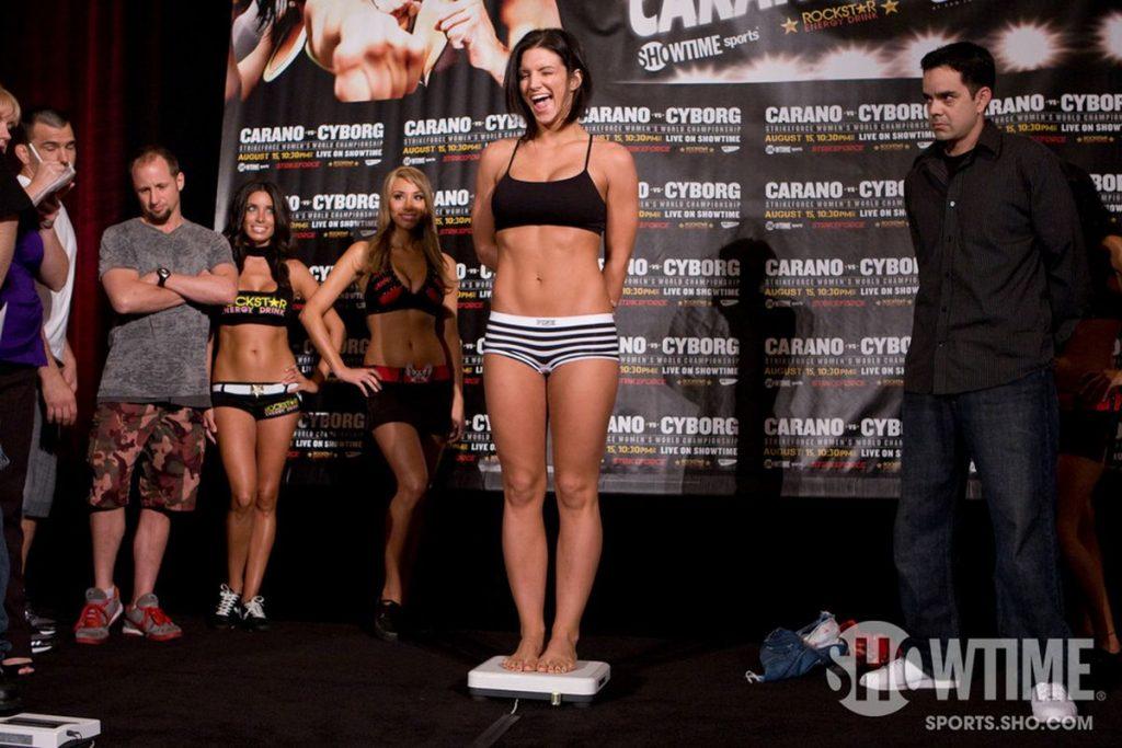 Gina Carano Workout 2