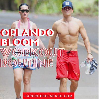 Orlando Bloom Workout Routine