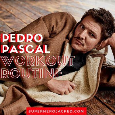 Pedro Pascal Workout Routine