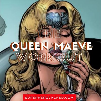 Queen Maeve Workout