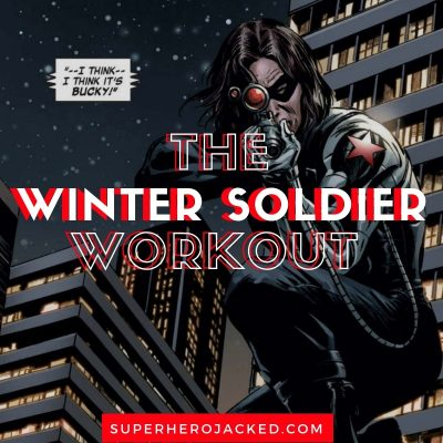 Winter Soldier Workout Routine: Train like Captain America's