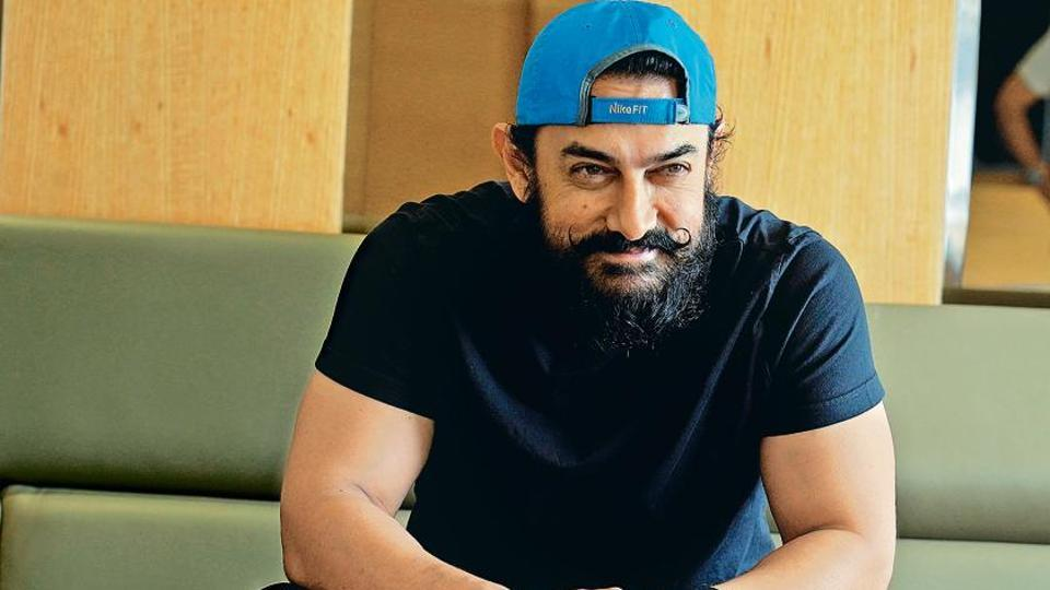 Aamir Khan Workout 1