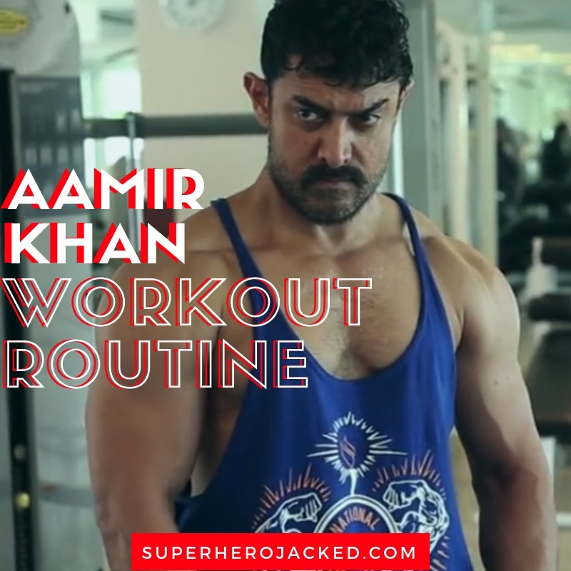 Aamir Khan Workout And Diet Train To Transform Like The Bollywood Star