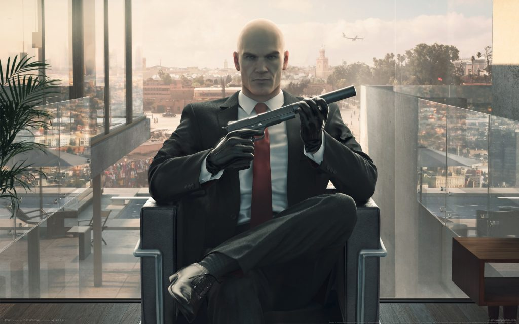 Agent 47 Hitman Workout 3
