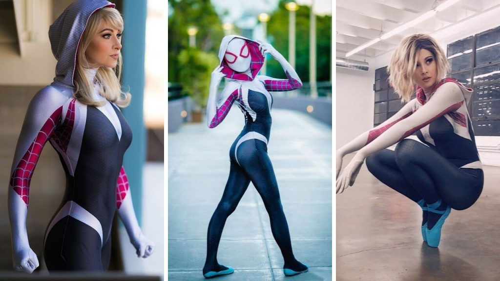 Gwen Stacy Cosplay Guide & Workout