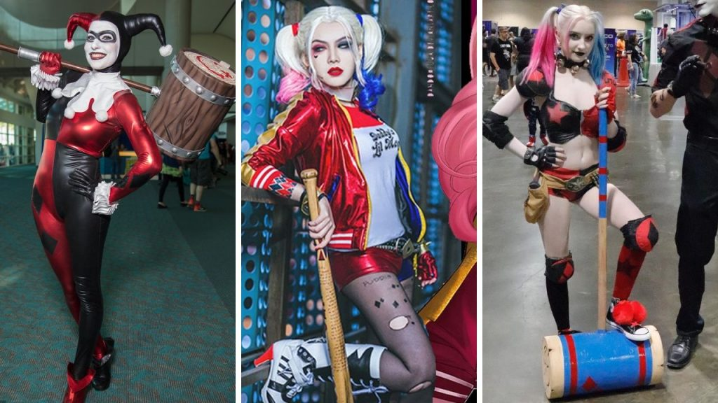 Harley Quinn Cosplay Guide & Workout