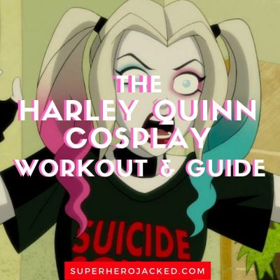 Harley Quinn Cosplay Workout and Guide