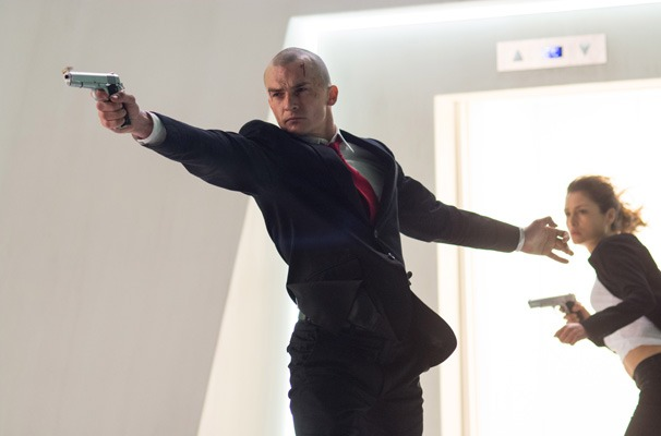 Hitman Agent 47 Workout