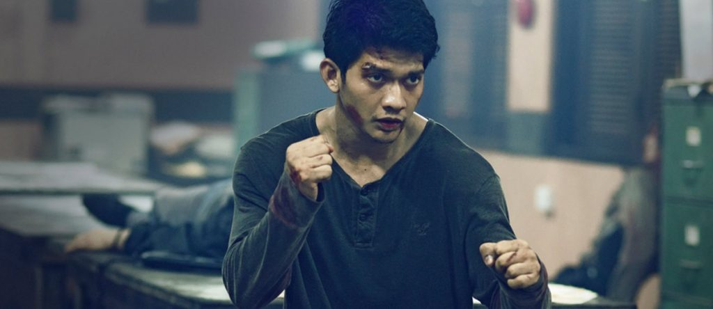 Iko Uwais Workout 1