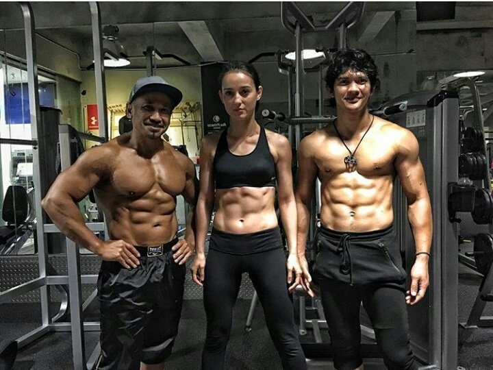 Iko Uwais Workout 2